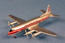 """AeroClassics Trans Canada Viscount 700 CF-TGI """"Polished"""" 1/400"""