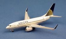 AeroClassics United Airlines Boeing 737-700W N13718 1/400