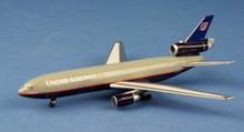 AeroClassics United Airlines Douglas DC10-30 N1855U 1/400