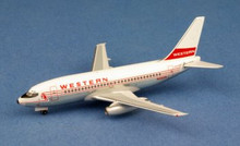 AeroClassics Western Airlines Boeing 737-200 N4503W 1/400