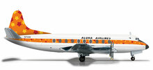 Herpa Aloha Airlines Vickers Viscount 700 1/200