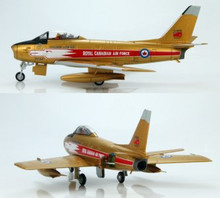 HobbyMaster RCAF F-86F (Hawk) Sabre Mk.5 1960 Aerobatic Team 1/72