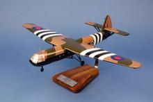 Pilot's Station RAF Airspeed AS.51 Horsa MK.I 1/55
