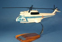 Pilot's Station AS330 Puma - Helicopter 1/35