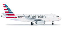 Herpa American Airlines Airbus A319 1/200