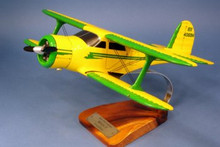 Pilot's Station Beech 17 Staggerwing 1/24