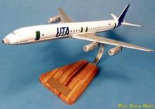 Pilot's Station UTA Douglas DC8-62 1/100