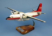 Pilot's Station Fokker F-27 Friendship 1/64