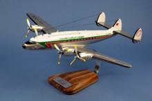 Pilot's Station Royal Air Maroc Lockheed L-749 Constellation 1/72