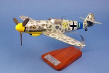 Pilot's Station Messerschmitt BF.109G5 Uffz.G.Krol 1/24