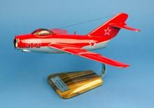 """Pilot's Station CCCP Mig 15bis Fagot """"Red Falcons"""" 1/30"""