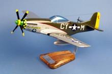 """Pilot's Station USAAF P-51D Mustang """"Miss Marilyn II""""Robert E.welsh 1/24"""