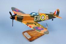 Pilot's Station RAF Spitfire Mk.I 1/24