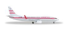 "Herpa Qantas Boeing 737-800 ""Retro Roo II"" 1/500"