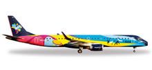 Herpa Azul Brazilian Airlines Embraer E195 1/200