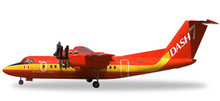 "Herpa De Havilland Canada DHC-7 ""Dash 7"" - Prototype colors 1/200"
