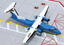 GeminiJets Amakusa Dash 8-100 1/200