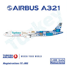 Phoenix Turkish Airlines Airbus A321 'Discover the Potential' 1/400