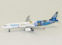 Phoenix Turkish Airlines Airbus A321 'Discover the Potential' TC-JRG 1/400
