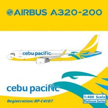 Phoenix Cebu Pacific Airbus A320 1/400