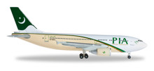 Herpa PIA Pakistan International Airbus A310-300 1/500