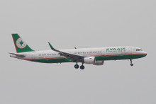 JC Wings EVA Air Airbus A321 B-16208 1/400