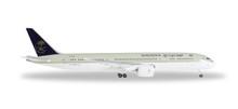 Herpa Saudia Boeing 787-9 Dreamliner 1/500
