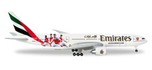 "Herpa Emirates Boeing 777-200LR ""Arsenal London"" 1/500"