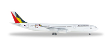 "Herpa Philippine Airlines Airbus A340-300 ""75th Anniversary"" 1/500"