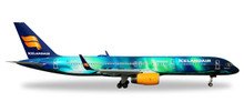 "Herpa Icelandair Boeing 757-200 ""Hekla Aurora"" 1/400"