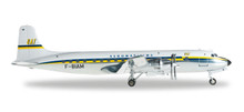 Herpa UAT - Union Aéromaritime de Transport (late colors) Douglas DC-6B 1/200