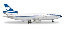 Herpa Sabena (1980s colors) McDonnell Douglas DC-10-30 1/200