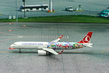 Phoenix Turkish Airlines Airbus A321 'Eid Mubarak' 1/400