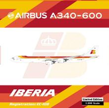 Phoenix Iberia Airbus A340-600 1/200