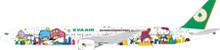 JFox EVA Air Boeing 777-300ER B-16722 1/200