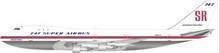 Inflight200 Boeing 747-100SR House Colours 'Super Airbus' JA8114 1/200