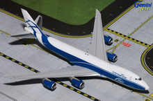 GeminiJets Air Bridge Cargo Boeing 747-8F 1/400 GJABW1554