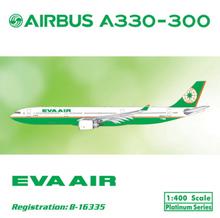 Phoenix EVA Air Airbus A330-300 B-16335 1/400