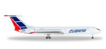 Herpa Cubana Ilyushin IL-62M 1/500 529365