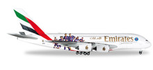 "Herpa Emirates Airbus A380 ""Paris St. Germain"" 1/500 529440"