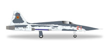 "Herpa U.S. Navy Northrop F-5E Tiger II ""Saints"" 1/200 558051"