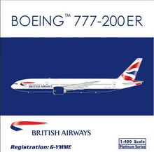 Phoenix British Airways Boeing 777-200ER 1/400