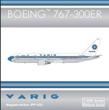Phoenix Varig Boeing 767-300ER (Polished) 1/400