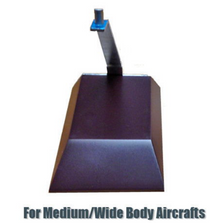 GeminiJets Wood And Metal Stand Medium/Widebody (Non A380) 1/200