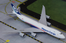 GeminiJets Nippon Cargo Boeing 747-8F JA14KZ G2NCA584 1/200