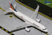 "GeminiJets Philippine Airlines Airbus A320-200 ""75th Anniversary"" 1/200 G2PAL616"