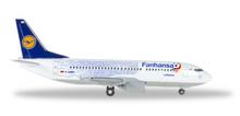 """Herpa Lufthansa Boeing 737-300 """"Fanhansa"""" 1/500"""