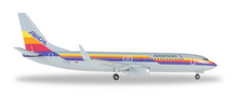 "Herpa American Airlines Boeing 737-800 ""Air Cal Heritage Livery"" 1/500"