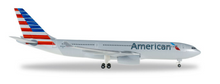 Herpa American Airlines Airbus A330-200 1/500