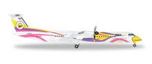 """Herpa Nok Air Bombardier Q400 """"Nok Anna"""" 1/500"""